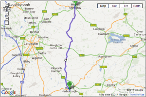B6047 – Melton Mowbray to Market Harborough