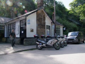 Grindleford Station Cafe, Grindleford