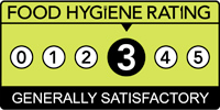 Food Hygiene Rating 3