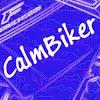 Calm Biker