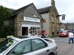 Beresford Tea Rooms, Hartington
