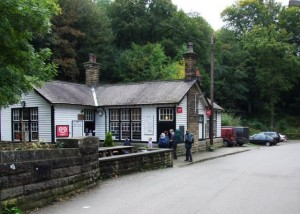 Grindleford Station Cafe