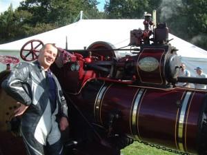 Caldecote Steam Party