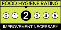 Food Hygiene Rating 2