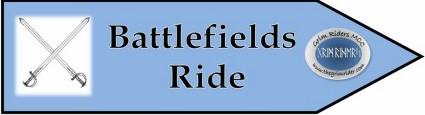 Grim Riders Battlefields Ride 2010