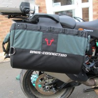 Bags Connection Dakar Panniers on KTM 1190 Adventure