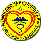 Midland Freewheelers Emergency Rider Voluntary Service