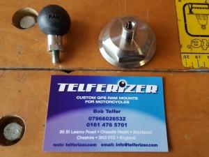 Telferizer Sat Nav Mount