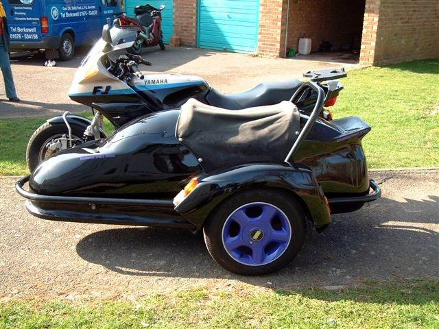 Bobs Yamaha FJ1200 Sidecar - RigsVille