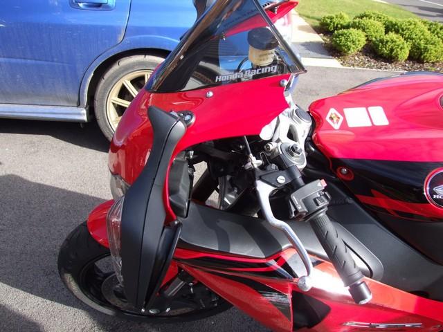 Broken Honda CBR1000