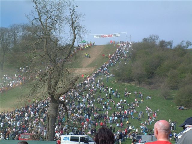Red Marley Hill Climb