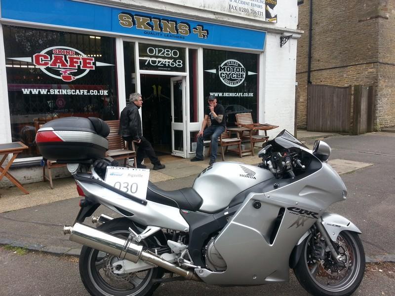 Skins Cafe, Brackley
