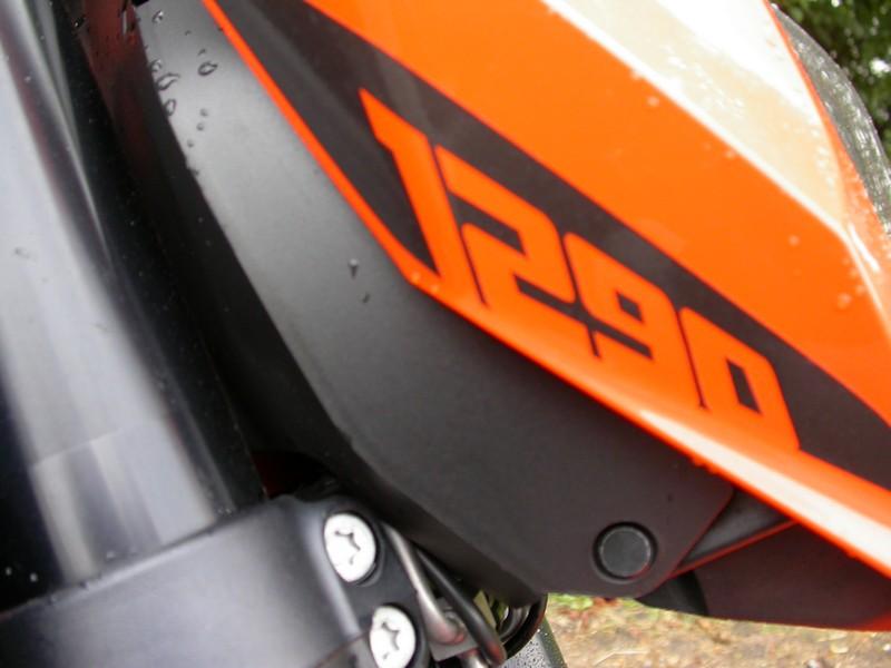 KTM 1290R Superduke