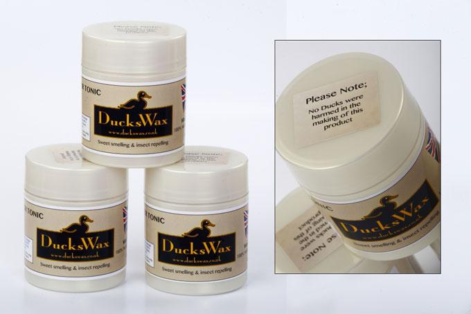 Ducks Wax