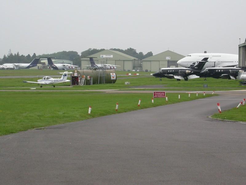 Kemble Airport