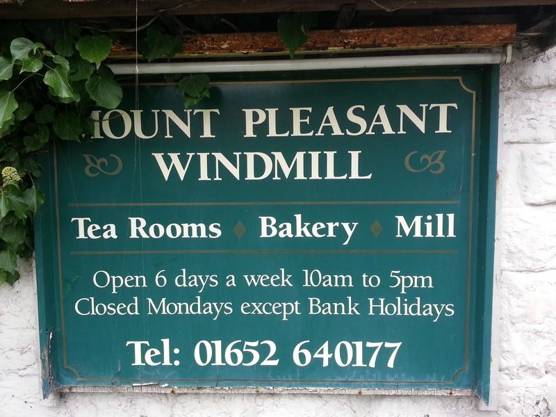 Mount Pleasant Windmill, Kirton in Lindsey
