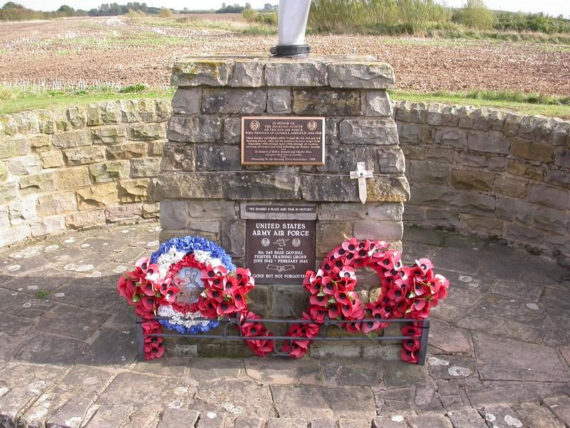 RAF Goxhill – USAF Memorial