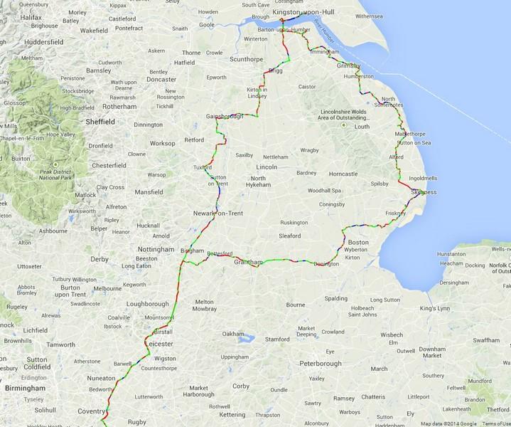 Lincolnshire Marathon