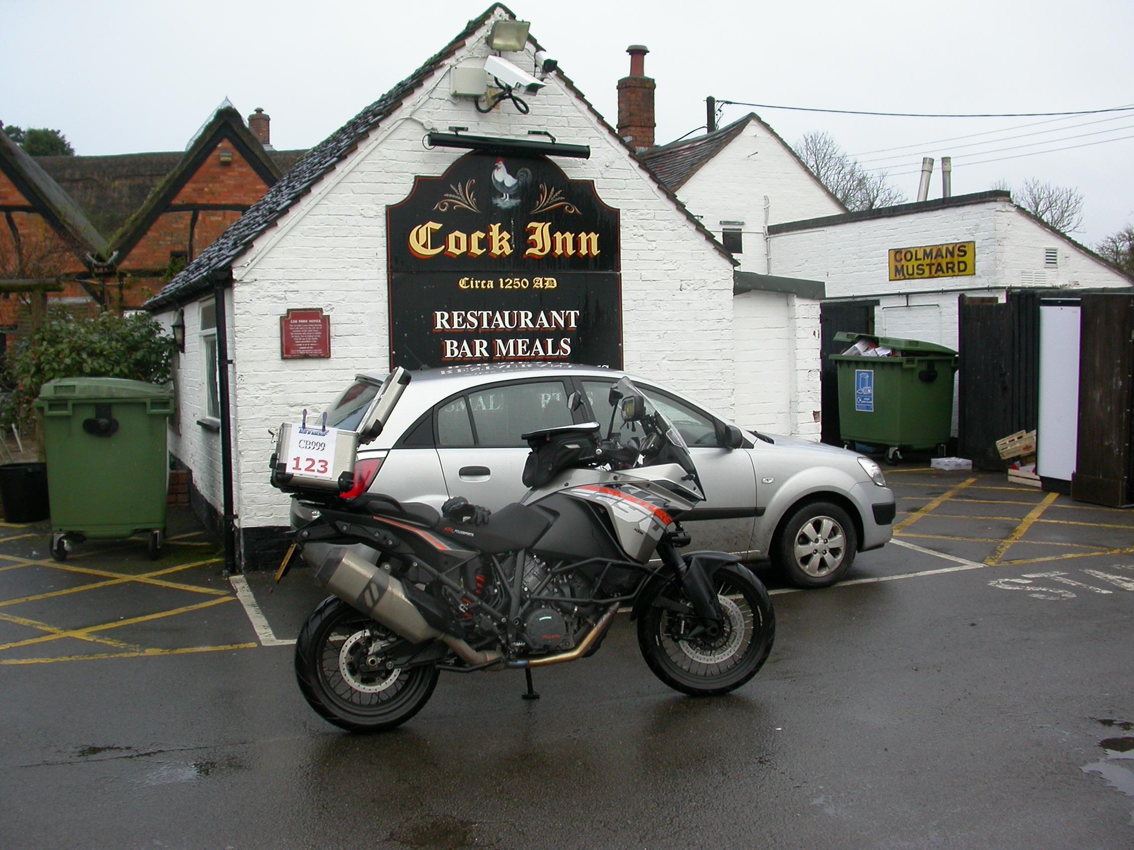 The Cock Inn