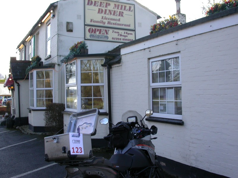 The Deep Mill Diner