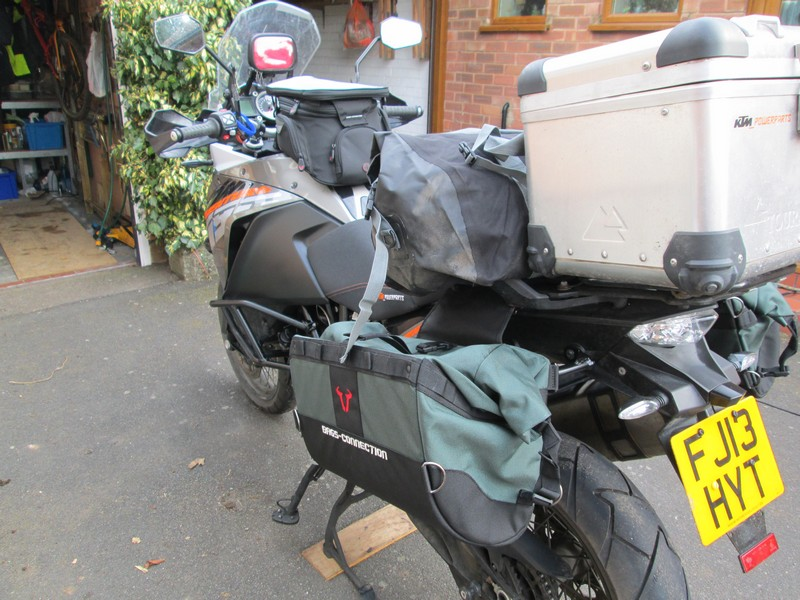 Bags Connection Dakar Panniers