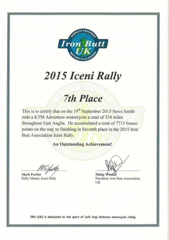 Iceni Rally 2015 - 03