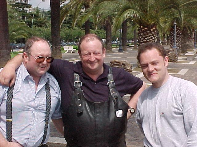 Bob, Hank and Andy