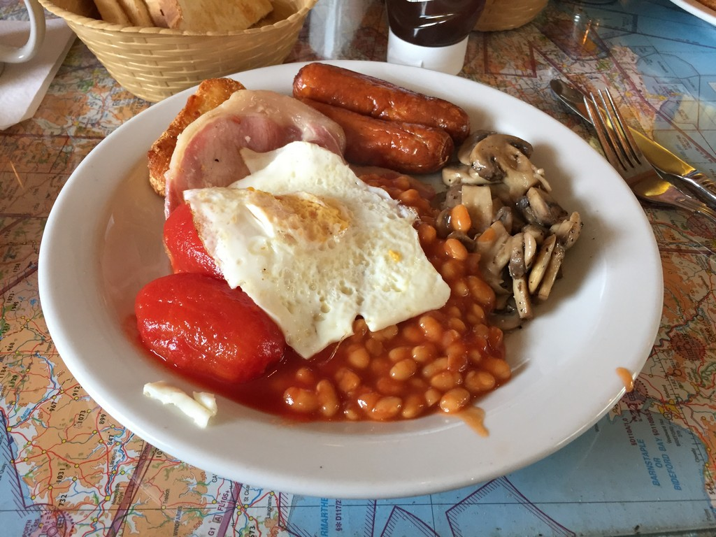 Shobdon Airfield Cafe