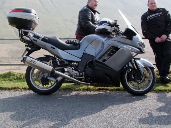 Andy's Kawasaki GTR1400