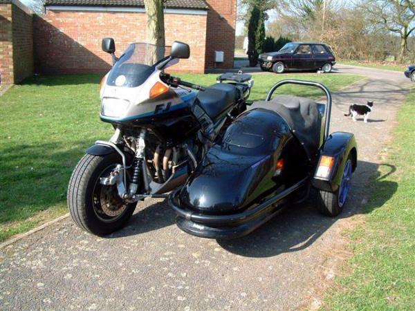 Bob's Yamaha FJ1200