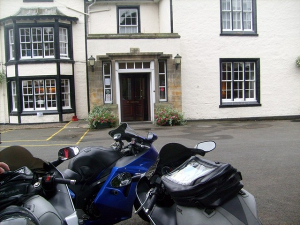 The Green Hotel, Kinross