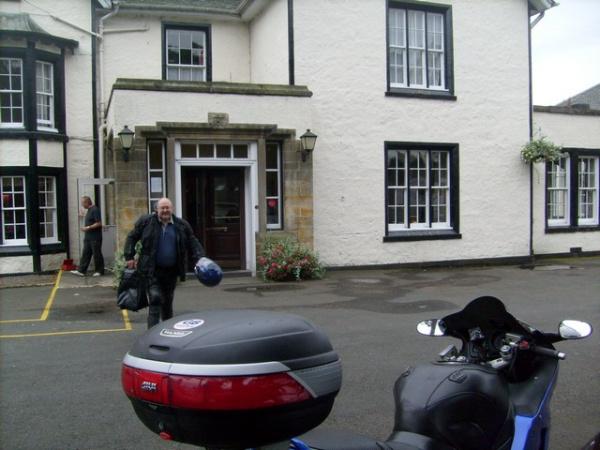 The Green Hotel, Kinross