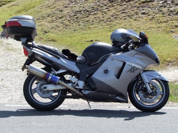 Honda CBR1100xx Blackbird