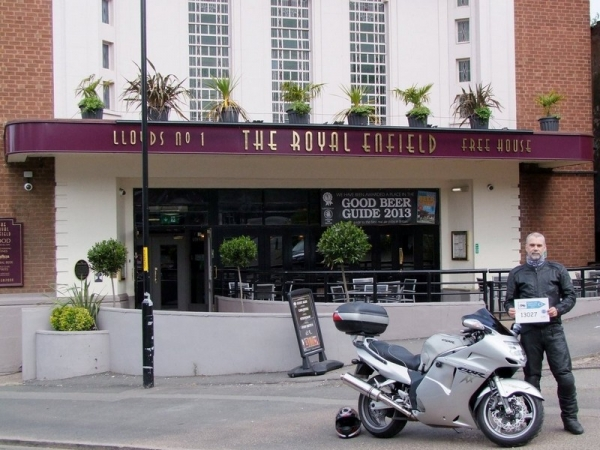 The Royal Enfield Pub, Redditch