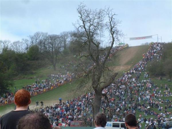 Red Marley Hill Climb