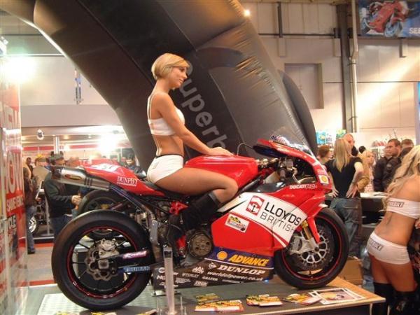 2006 NEC Bike Show