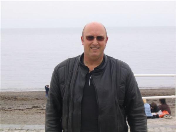 Bonzo in Aberystwyth