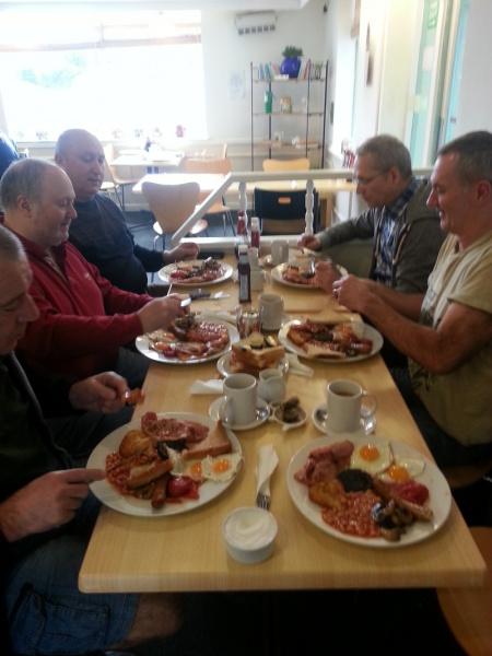 Jo's Place breakfast