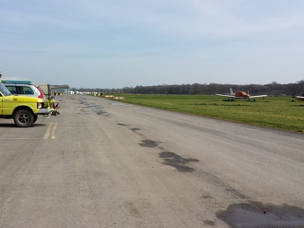 Shobden Airfield