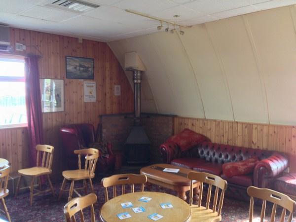Shobden Airfield Cafe