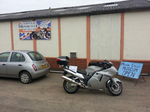 Norfolk Motorcycle Museum