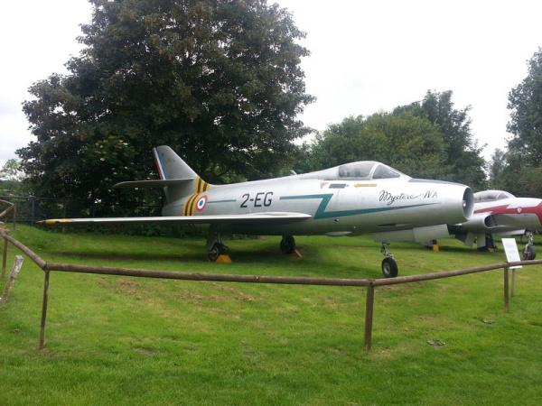 Dassaultm MD-452 Mystere IVA
