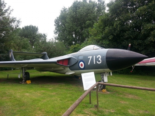 De Havilland Sea Vixen FAW.1