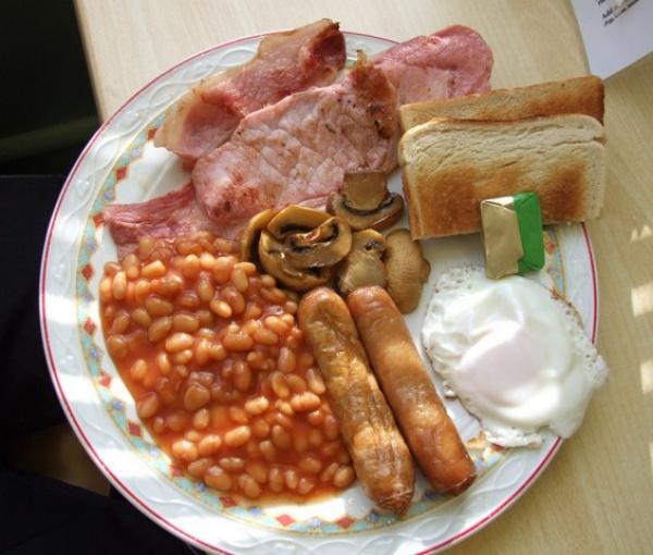 A Jo's Place breakfast
