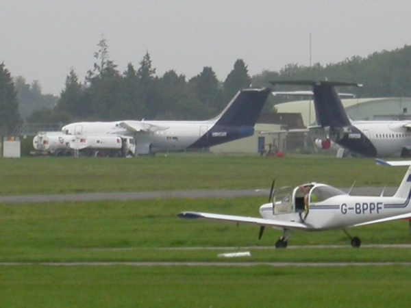 Kemble Airport