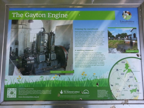 Gayton Engine Pumping Station