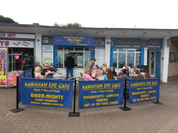 Hawaiian Eye Cafe, Cleethorpes