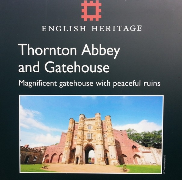 Thornton Abbey and Gatehouse