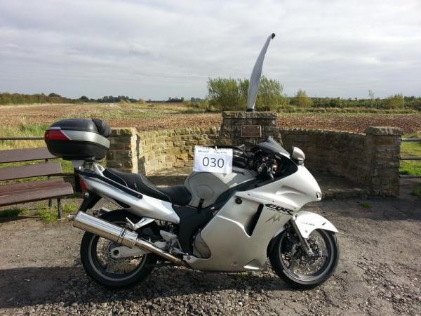 RAF Goxhill - USAF Memorial