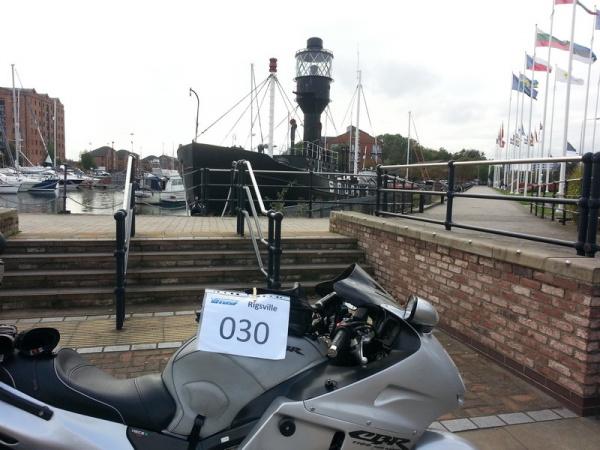Spurn Lightship, Kingston upon Hull